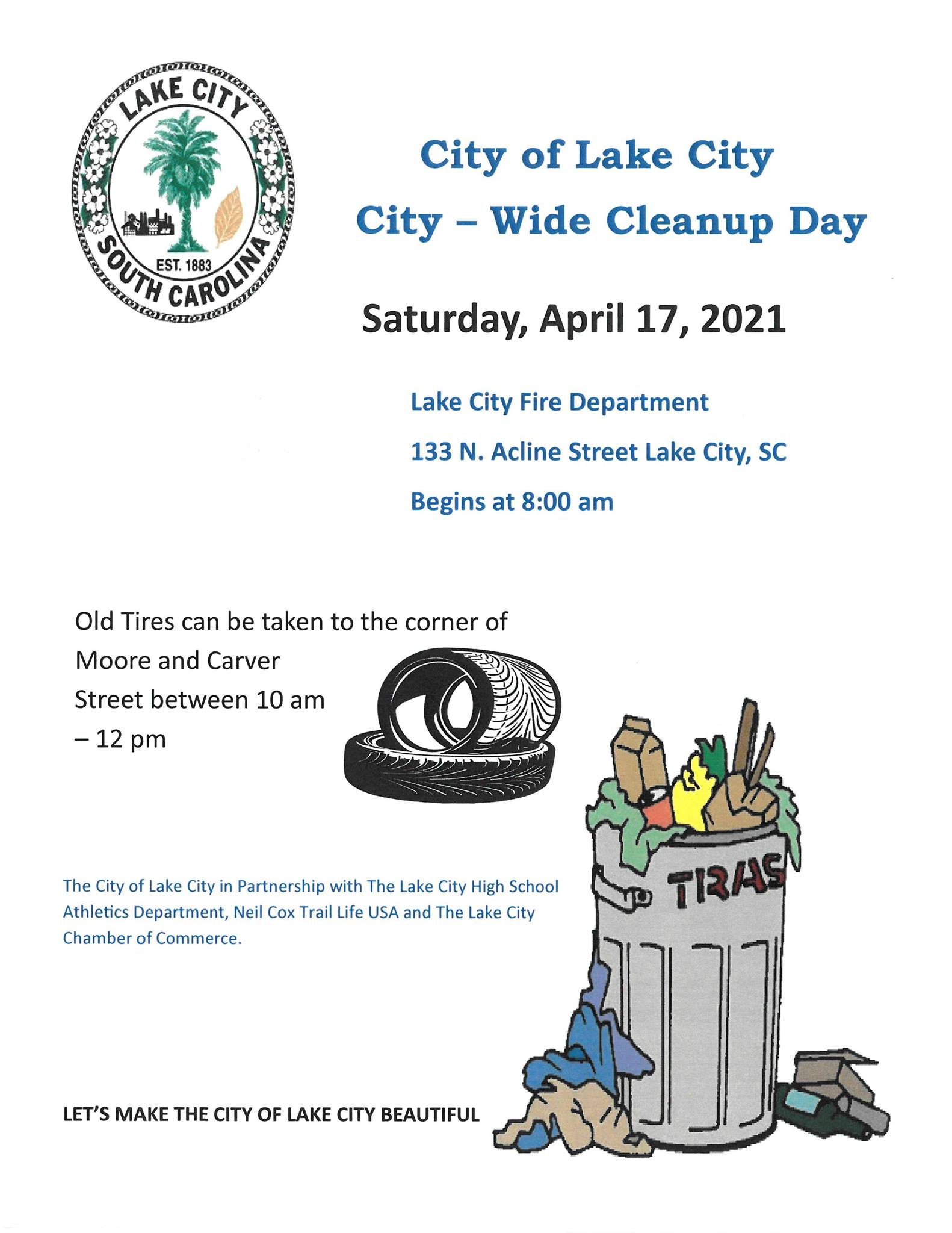 4.17.2021 Community Cleanup